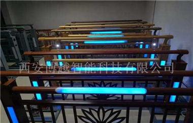 汉中灯光护栏