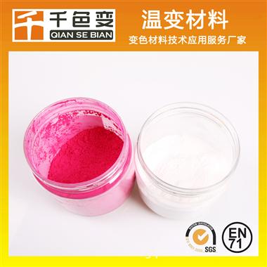 Heat sensitive mobile case Thermochromic pigment color change