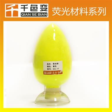 黃色熒光粉