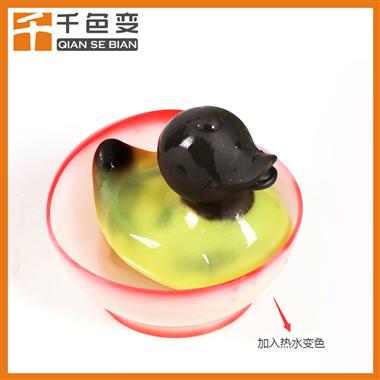 厂价直销 手温变色玩具注塑温变粉 彩色温变材料
