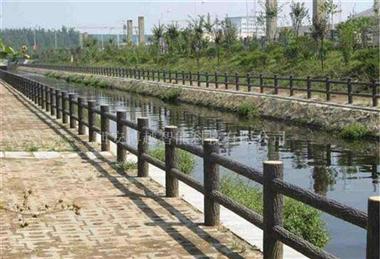 安康河道护栏