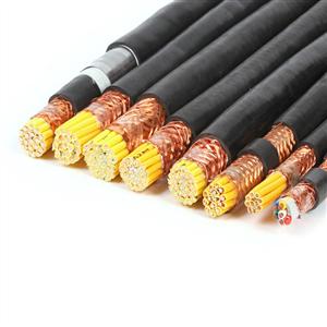 KFFRP铜丝编织屏蔽控制软电缆
