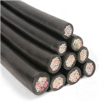 MKVVRP煤矿用控制电缆