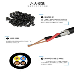 MHYAV 80×2×0.5 0.6 0.7矿用通信电缆