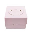 蛋糕盒定做欧式烫金手提生日蛋糕盒