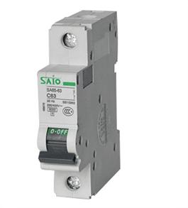 SA65高分断小型断路器