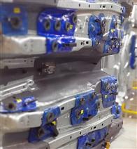 汽车螺柱焊接定位模具