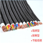MKVVP7-61*0.75-1.5矿用阻燃控制电缆