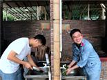 自制红军餐-红色团建党建培训项目