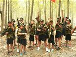 军事夏令营项目-东莞青少年夏令营训练项目