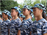 军事儿童夏令营如何提升孩子的交往能力?