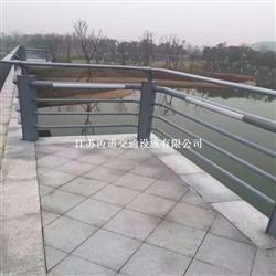 苏州河道护栏