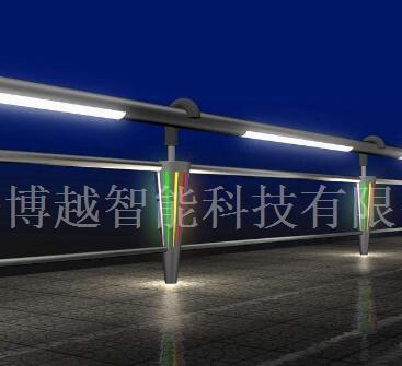 商洛燈光護欄