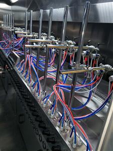 uv回收喷油设备,水性漆回收喷油设备,自动喷涂生产线