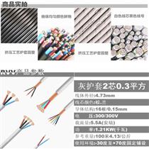 传感器电缆MHYVR1*3*7/0.52