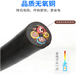 RVVP电缆价格 RVVZ阻燃软铜芯电缆