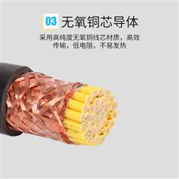 ZR-DJYVP22阻燃电缆