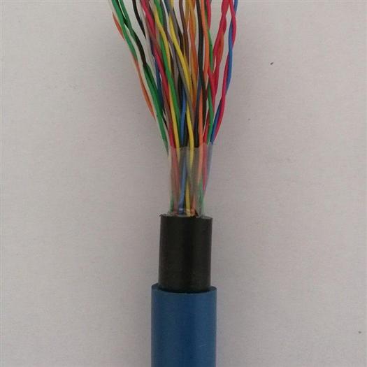 矿用信号电缆MHYVR1*2*7/0.43