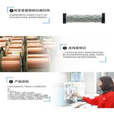 聚乙烯绝缘射频电缆:SYV50-2