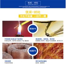 KFFR 10*1.5 耐高温电缆-耐腐蚀电缆 KFFR