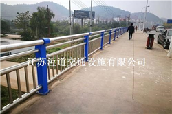 南通桥梁护栏