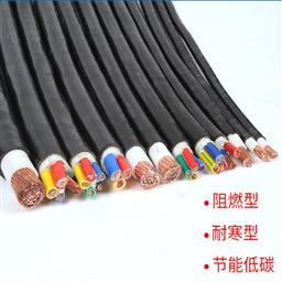 MHYBV 20X2X0.8 井筒信号电缆