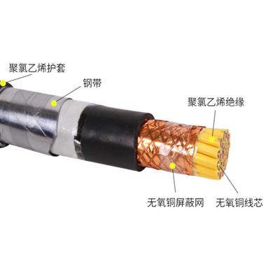 RVSP 2*1屏蔽双绞线 通信电缆 信号电缆