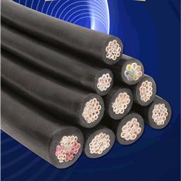 MYPTJ矿用阻燃移动电缆