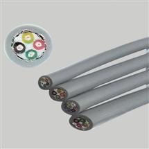 KVVP, 2芯3芯4芯6芯8芯12芯屏蔽控制电缆
