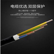 RVVZ独股阻燃软电缆 RVVZ23 通讯设备电源线
