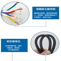 MHYVR井下电话线 MHYV,MHYVR井筒用通信电缆