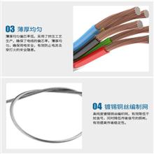 MHJYV4/0.28铜线+3/0.28钢线 2×2通信电缆