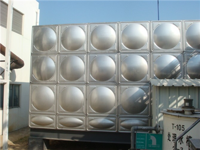 SUS304保温不锈钢水箱厂家