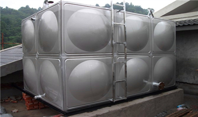 SUS304生活不锈钢水箱厂家