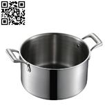 三层钢串串锅(Stainless steel pot)ZD-SCG09