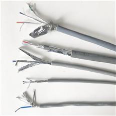 KVVP编织屏蔽控制电缆