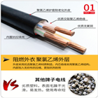 耐高温电缆KFVP22