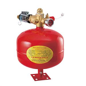 悬挂式七氟丙烷灭火装置