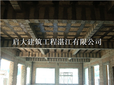 湛江粘贴碳纤维布的加固原理
