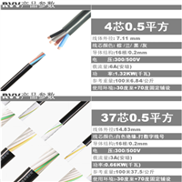 HYVP-30×2×0.7 HYVP屏蔽通讯电缆