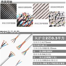 MHYVR 5*2*7/0.43矿井用信号电缆