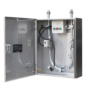 高压细水雾分区控制阀组件