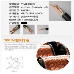 DJYVP电子计算机用屏蔽电缆DJYVP2*2*0.75