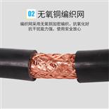 RVVP-RVVP 4芯(2对)屏障线 屏障双绞线
