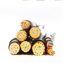 钢丝铠装屏蔽控制电缆-KVV...