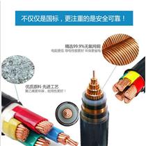 阻燃电源电缆RVVZ-1*16MM2国标线厂家定做