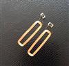 JTRFID 34*9MM Mifare1S50芯片焊接線圈IC卡線圈RFID裸標簽
