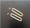 JTRFID 34*9MM ISO15693協議ICODEX芯片焊接線圈13.56MHZ電子標簽