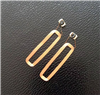 JTRFID 34*9MM Mifare1S70芯片焊接線圈IC卡線圈13.56MHZ電子標簽