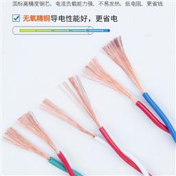 MKVVR-450/750V矿用阻燃控制软电缆